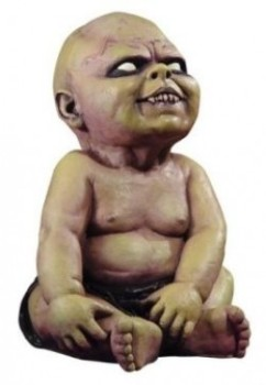 zombie baby