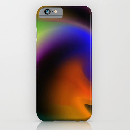 Rainbow cell phone case
