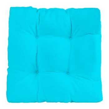 bright_turquoise_tufted_chair_cushion