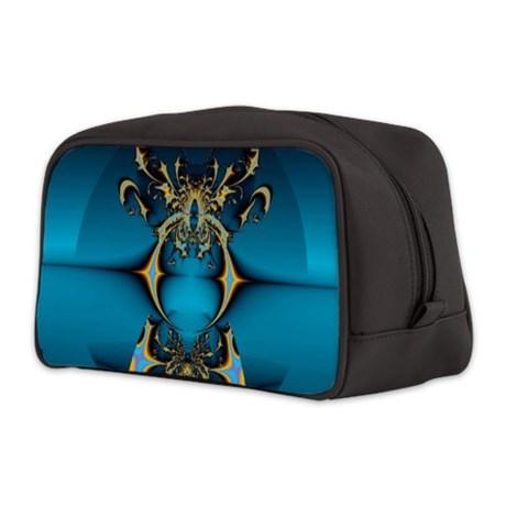 Royal Blue Elegance Toiletry Bag by Admin_CP11861778