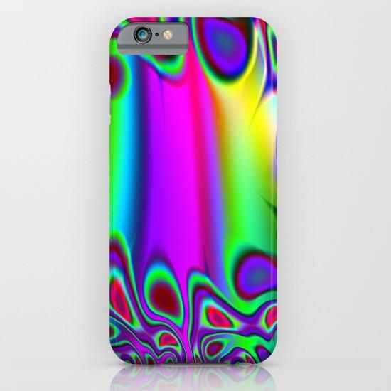 Rainbow iPod case