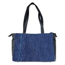 Denim Diaper Bag