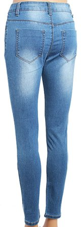tight distressed jeans 5