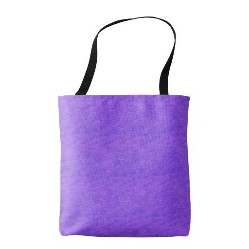 Lavender Purple Wash Tote Bag