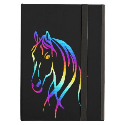 Rainbow Pony iPad Air Cover
