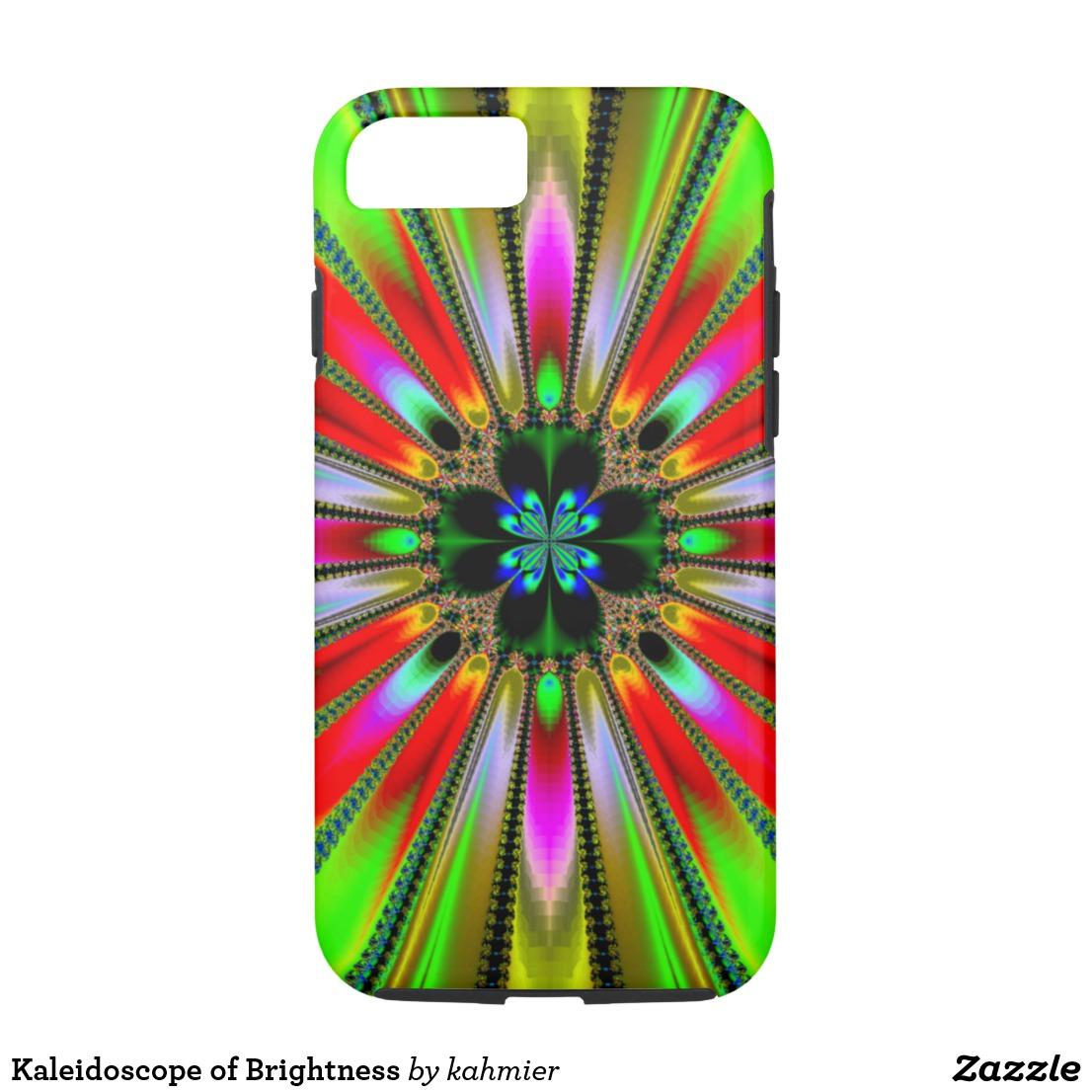Kaleidoscope of Brightness iPhone 7 Case