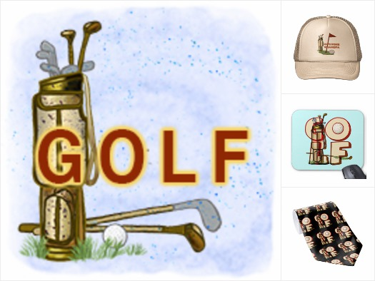 Golf Apparel and Gifts
