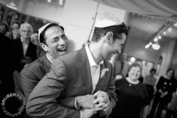 Gay Jewish Wedding