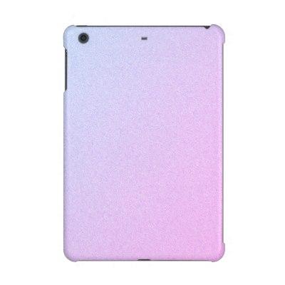 Pastel Ombre Glitter iPad Mini Retina Case