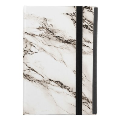Brown Marble Look iPad Mini 4 Case