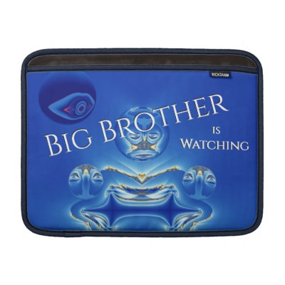 Big Brother is Watching MacBook Air Sleeve