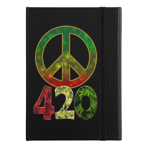 420 Peace iPad Pro 9.7