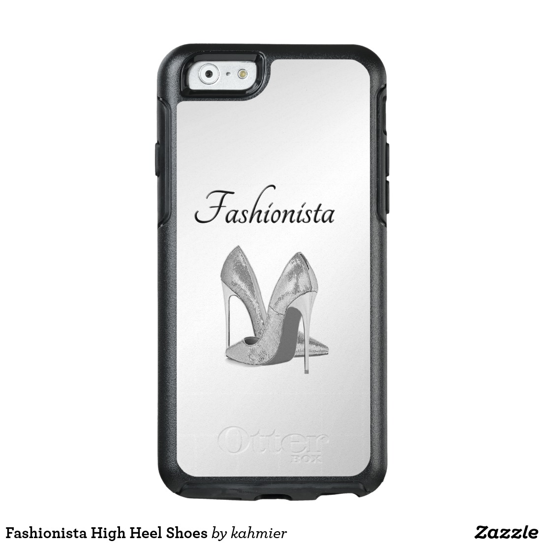 Fashionista High Heel Shoes OtterBox iPhone Case