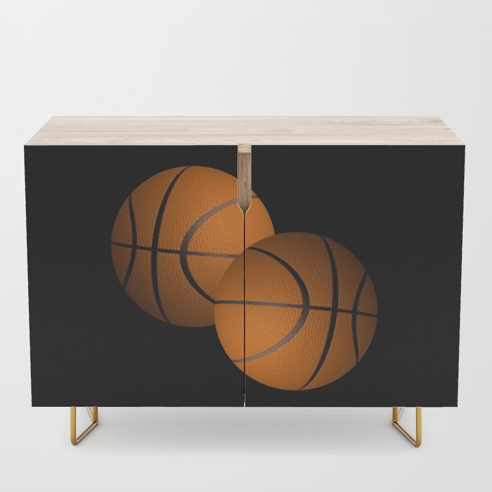 Basketball Sports Design Credenza