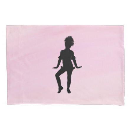 Cutest Little Dancer Pillowcase