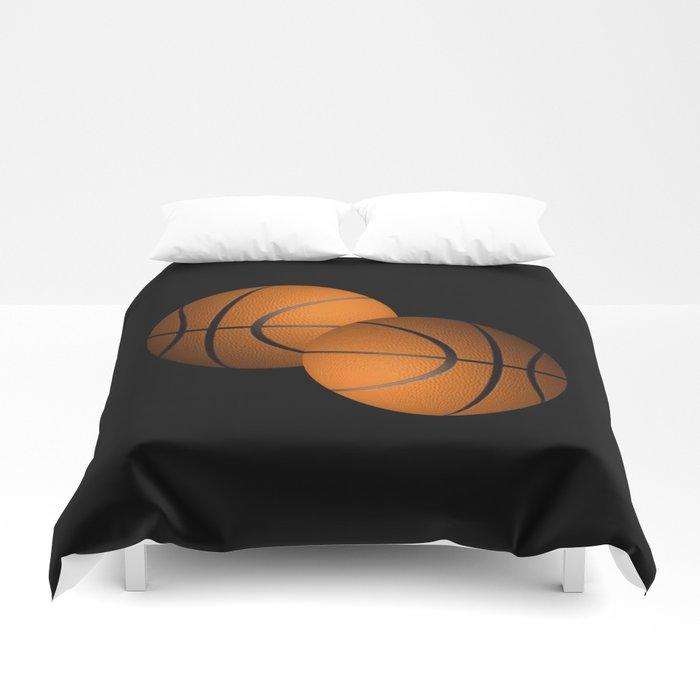 Basketball Sports Design Duvet Cover