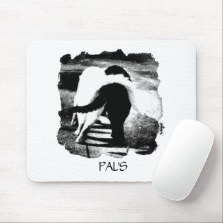 Pals Mouse Pad